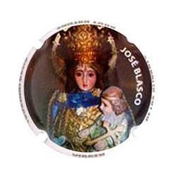 José Blasco X 115927 Autonómica Virgen de los Olivares Sieso (Hu