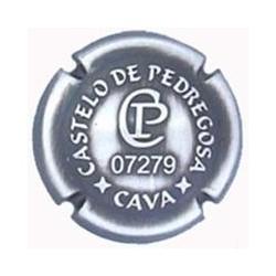 Castelo de Pedregosa 21184 X 079779 Plata