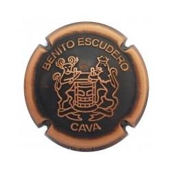 Benito Escudero X 131642 Autonómica numerada 90