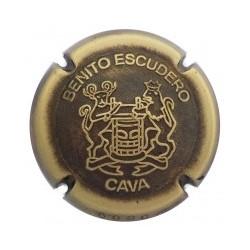 Benito Escudero X 131641 Autonómica numerada 90