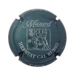 Mazard - Heretat Cal Rubio X 130727