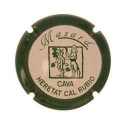 Mazard - Heretat Cal Rubio 01625 X 000823