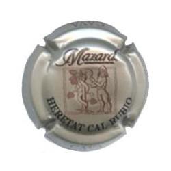 Mazard - Heretat Cal Rubio 05265 X 004398