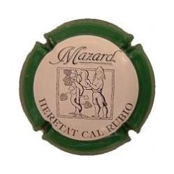 Mazard - Heretat Cal Rubio 05792 X 010501