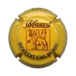 Mazard - Heretat Cal Rubio 06426 X 009036