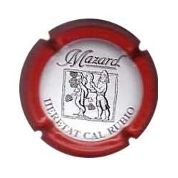 Mazard - Heretat Cal Rubio 06427 X 013636