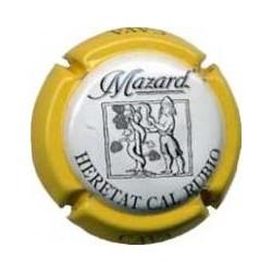 Mazard - Heretat Cal Rubio 10513 X 033846