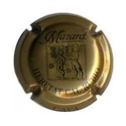 Mazard - Heretat Cal Rubio 12974 X 038449