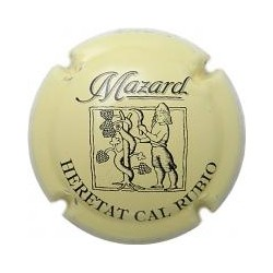 Mazard - Heretat Cal Rubio 15240 X 048565