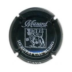 Mazard - Heretat Cal Rubio 19286 X 064403