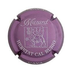 Mazard - Heretat Cal Rubio X 099650