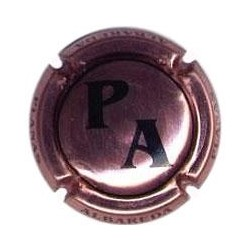 Planas Albareda 07272 X 022550 con letras faldon