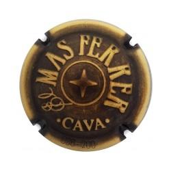 El Mas Ferrer X 146530 latón envejecido.