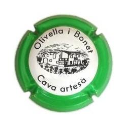 Olivella i Bonet 10529 X 033072 B mayuscula