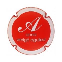 Anna Amigó Agulled X 150559 Rojo