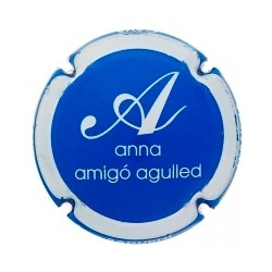 Anna Amigó Agulled X 155264 Azul