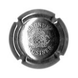 Rusinés 08458 X 043975 Plata Magnum