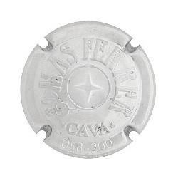 El Mas Ferrer X 176371 Plata numerada magnum