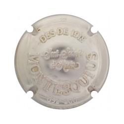 Montesquius X 160095 Plata Numerada a 200 Magnum