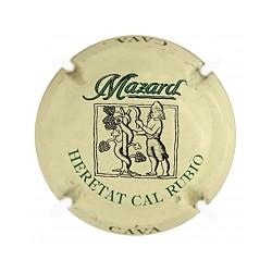 Mazard - Heretat Cal Rubio 02218 X 000821