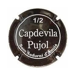Capdevila Pujol 05469 X 008023 1/2 Mitja-Media Negra
