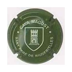 Magust 04334 X 002955