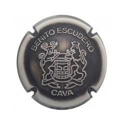 Benito Escudero X 131639 Plata Autonómica numerada 90