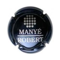 Manyé Robert 17353 X 057973 azul metalizado