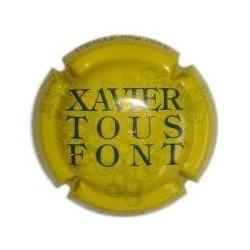 Xavier Tous Font 02119 X 004920