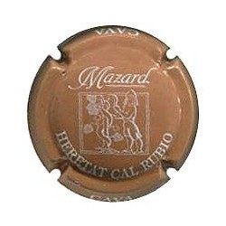 Mazard - Heretat Cal Rubio X 116842