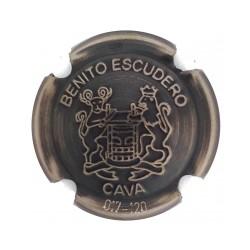 Benito Escudero X 141270 Plata Autonómica Entallada