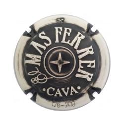 El Mas Ferrer X 146528 Plata numerada