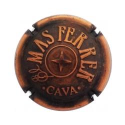El Mas Ferrer X 146529 cobre envejecido.