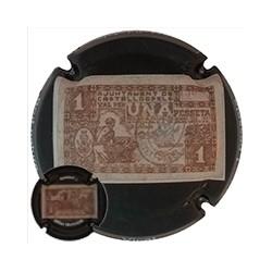Vicat X 153192 1 Pesseta Castelldefels