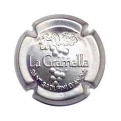 La Gramalla 08236 X 038898 Plata (Mate)