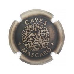 Mascaró X 139082 Plata entallada