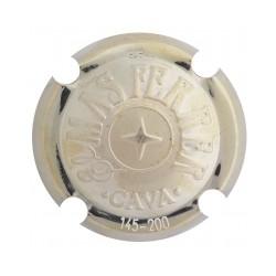 El Mas Ferrer X 152616 Plata numerada enatllada