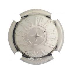 El Mas Ferrer X 152619 Plata numerada enatllada magnum