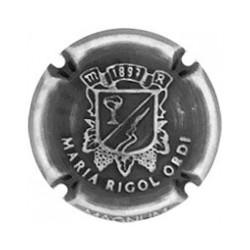 Maria Rigol Ordi X O171972 Plata Magnum