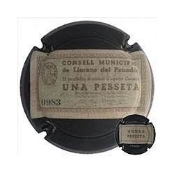 Vicat X 175705  1 Pesseta - Llorens del Penedès