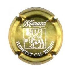 Mazard - Heretat Cal Rubio 30804 X 110002