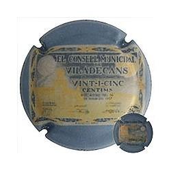 Vicat X 192287 Vint-i-cinc Cts - Viladecans